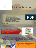 El Sector Inmobiliario