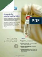 ReaMetrix HIV Reagent Brochure