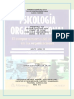 Trabajo_final Psicologia Organizacional