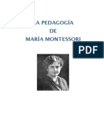 Libro Montessori 2012