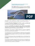 Un Proyecto para Desarrollar una Nueva Técnica en la Construcción de Puentes Mixtos