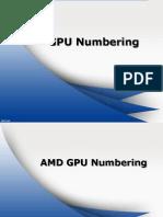 11. GPU Numbering (Model Number)