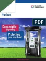 Horizon Fuel Dispensers for Europe