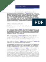 Normativa de La Tilde RAE