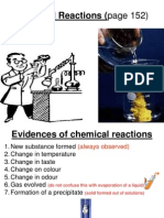 1a. Chemical Reactions