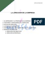 DI Lectura 1 Direccion Empresarial