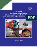 Manual Pescadores Artesanales