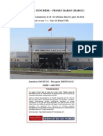 Rapport - Jonathan Fayeton - Margaux Menteaux - Rabat - Elodie
