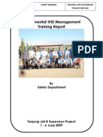 Fundamental HSE Management Training