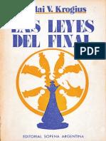Las Leyes Del Final - Nicolai v. Krogius