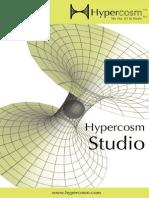Hypercosm Studio Guide
