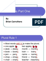 Plural Rules