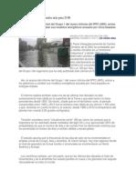 Cambio climático - 2 GRADOS MAS PARA 2100