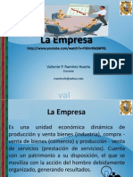 1. La Empresa Val