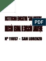 Pei 2011 San Lorenzo