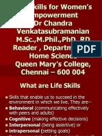 Life Skills for women's empowerment.ppt