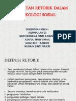 Pendekatan Retorik Dalam Psikologi Sosial