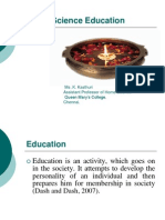 home sci education.ppt
