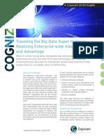 Traveling the Big Data Super Highway