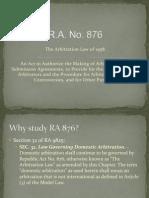 RA 876