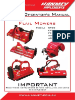 Flail Mower Series-1