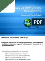 Desarrollo de Un Proyecto de Elearning