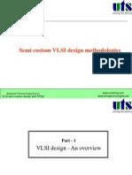 Semi Custom Vlsi Design