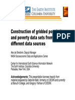 17_construction of Gridded Population and Poverty Data Sets From Different Data Sources _Alex de Sherbinin