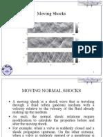 Moving Shocks & PM Waves