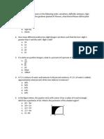 SAT Math Practice