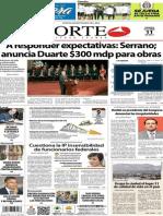 Periódico Norte de Ciudad Juárez 11 de Octubre de 2013