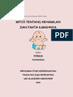 Mitos Tentang Kehamilan Dan Fakta Ilmiahnya