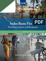 Indus Basin Floods