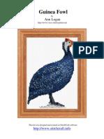 Guinea Fowl poule