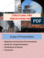 Structual Fire Precaution Part 1