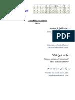 161 ArabicPod A