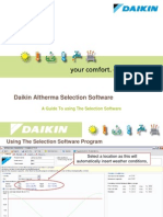 Daikin Altherma-Using Selection Software Program_UKEAUTSSP 0510_tcm219-168626