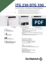 Prospect Tehnic Dtg230 Dtg330 Fr