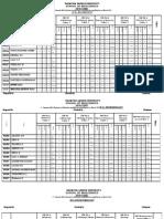Result Sheet Format (1st -March 2013)