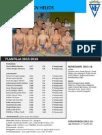 CN HELIOS 2013-2014