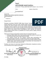 Surat Nomor 215 Pp Iai Vi 2011 Ttg Edaran Larangan Panel