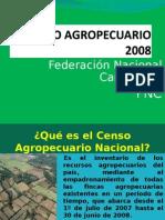 Presentación Censo Agropecuario-FNC, 2003
