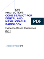 CBCT Guidelines Final