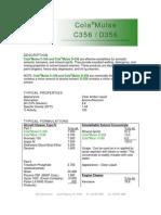 ColaMulse C356-D356