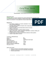 ColaFax 3644