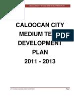 Caloocan Urban Proposal