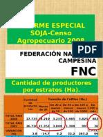 Informe Especial Soja Can 2008