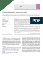 Osteointegrarea Implantelor Cu Ranelat de Strontiu (1)