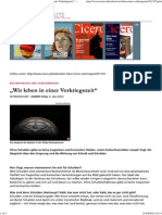 VOGL Kulturtheorie Zur Schuldenkrise - _Wir Leben in Einer Vorkriegszeit_ _ Cicero Online