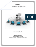 Modul Prakt Basis Data Iwan